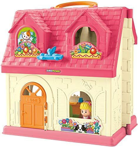 Fisher-Price Little People Surprise & Sounds Home [Amazon Exclusive]